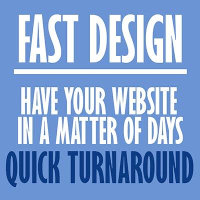 Fast Cheap ecommerce websites
